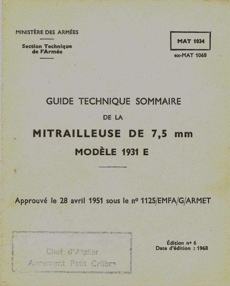 La MAC 31 E Reibel Guide_11