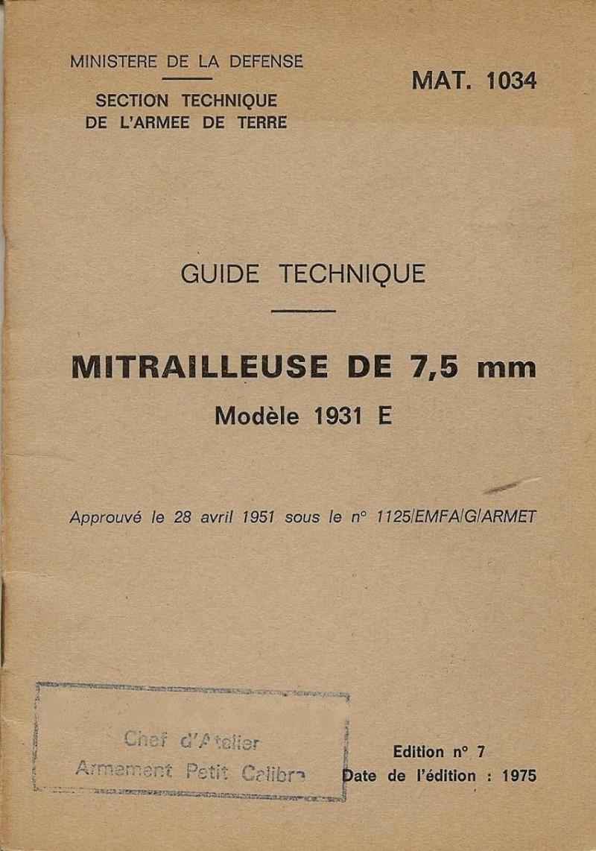 La MAC 31 E Reibel Guide_12