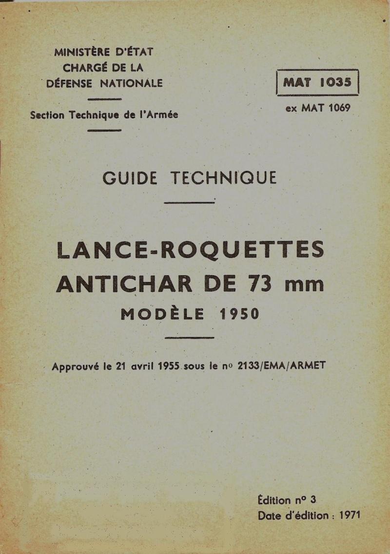 lance-roquettes antichar de 73 mm modele1950 Mat_1012