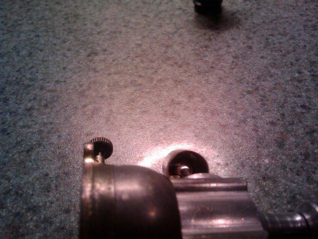 1956 3 piece piston Babe Bee hits 13680! 12292210