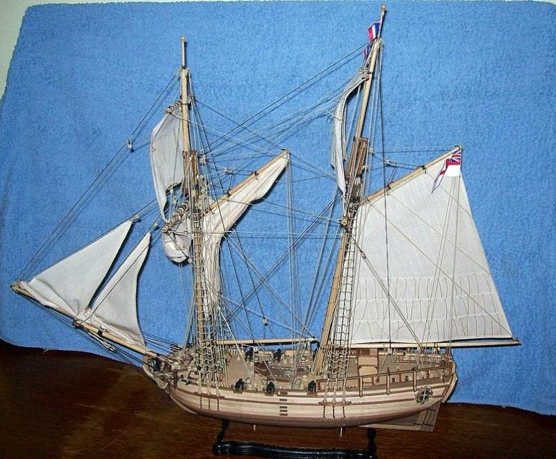 HMS Halifax 1768 (Constructo 1/35°) de sangha Halif160
