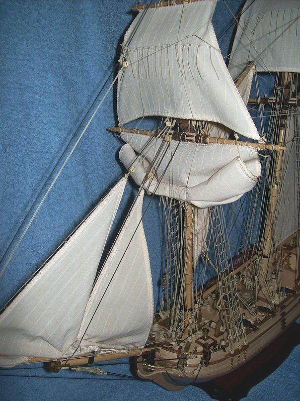 HMS Halifax 1768 (Constructo 1/35°) de sangha Halif163