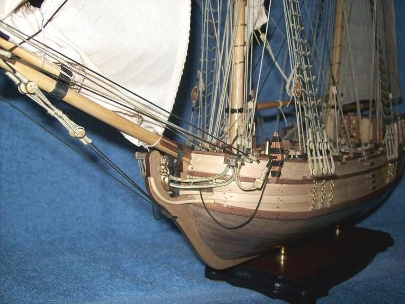HMS Halifax 1768 (Constructo 1/35°) de sangha Halif164
