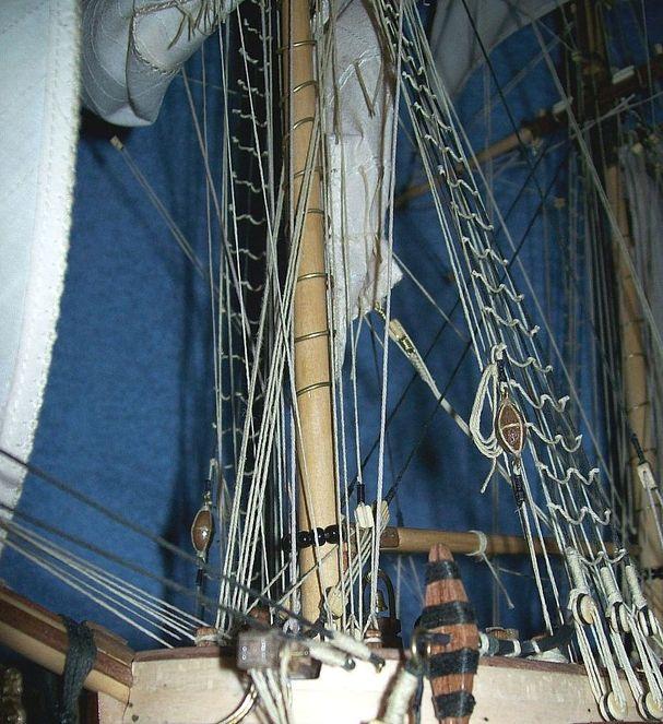 HMS Halifax 1768 (Constructo 1/35°) de sangha Halif165