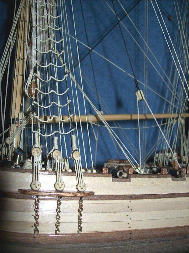 HMS Halifax 1768 (Constructo 1/35°) de sangha Halif166