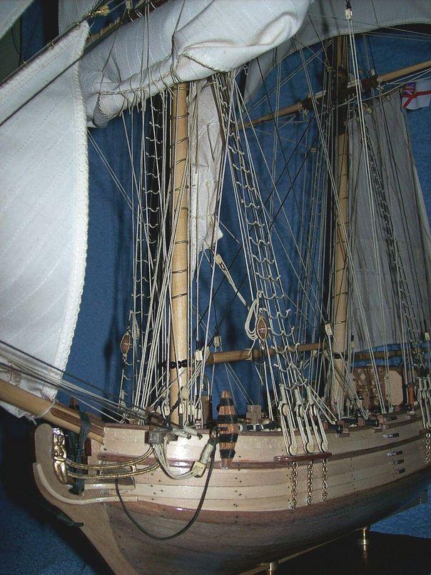 HMS Halifax 1768 (Constructo 1/35°) de sangha Halif167