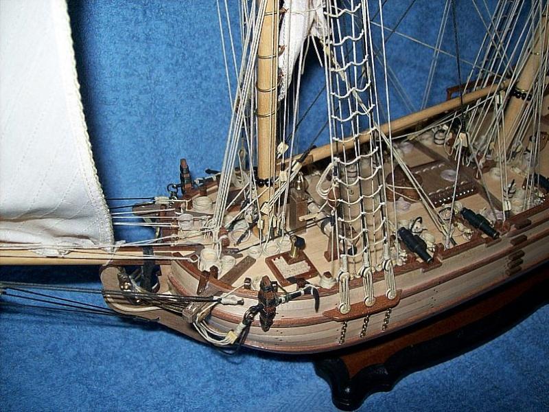 HMS Halifax 1768 (Constructo 1/35°) de sangha Halif169
