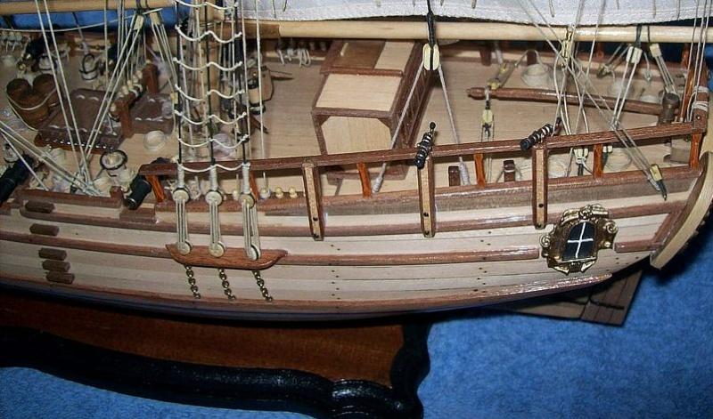 HMS Halifax 1768 (Constructo 1/35°) de sangha Halif172