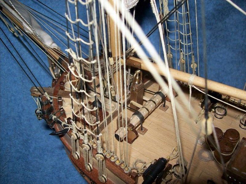 HMS Halifax 1768 (Constructo 1/35°) de sangha Halif174