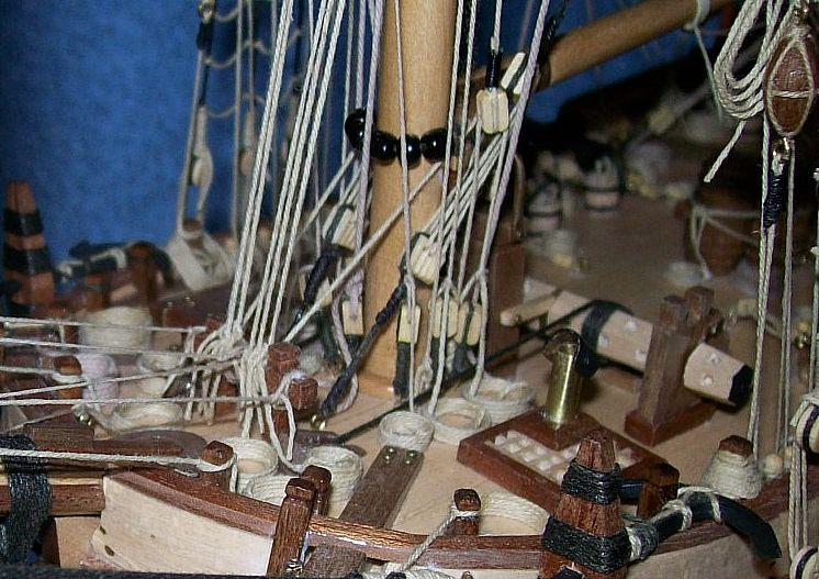 HMS Halifax 1768 (Constructo 1/35°) de sangha Halif175