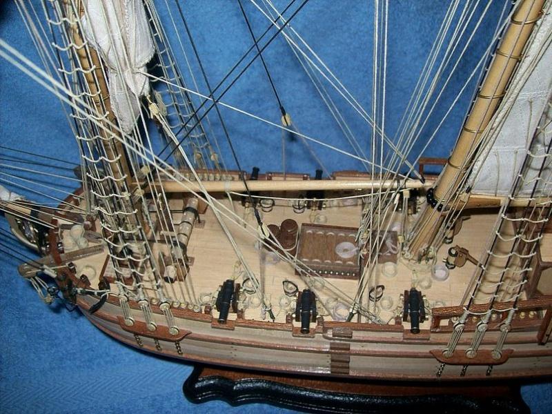 HMS Halifax 1768 (Constructo 1/35°) de sangha Halif176