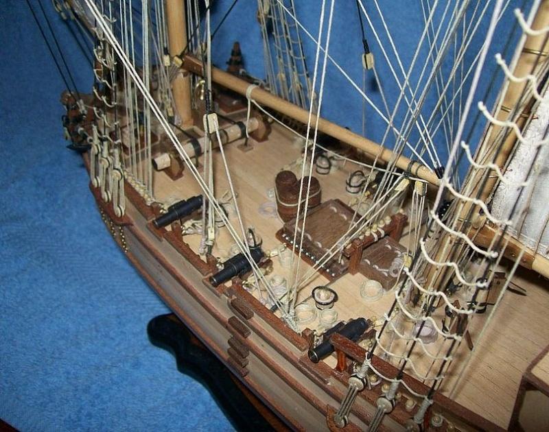 HMS Halifax 1768 (Constructo 1/35°) de sangha Halif177