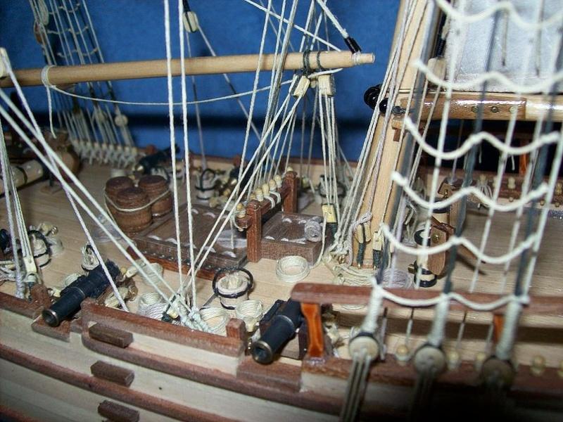 HMS Halifax 1768 (Constructo 1/35°) de sangha Halif178