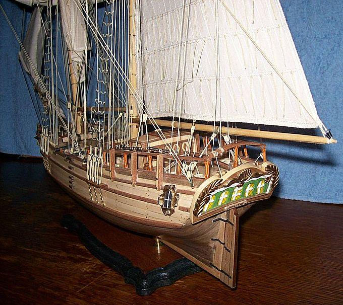 HMS Halifax 1768 (Constructo 1/35°) de sangha Halif182