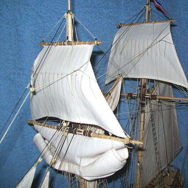 HMS Halifax 1768 (Constructo 1/35°) de sangha Halif187