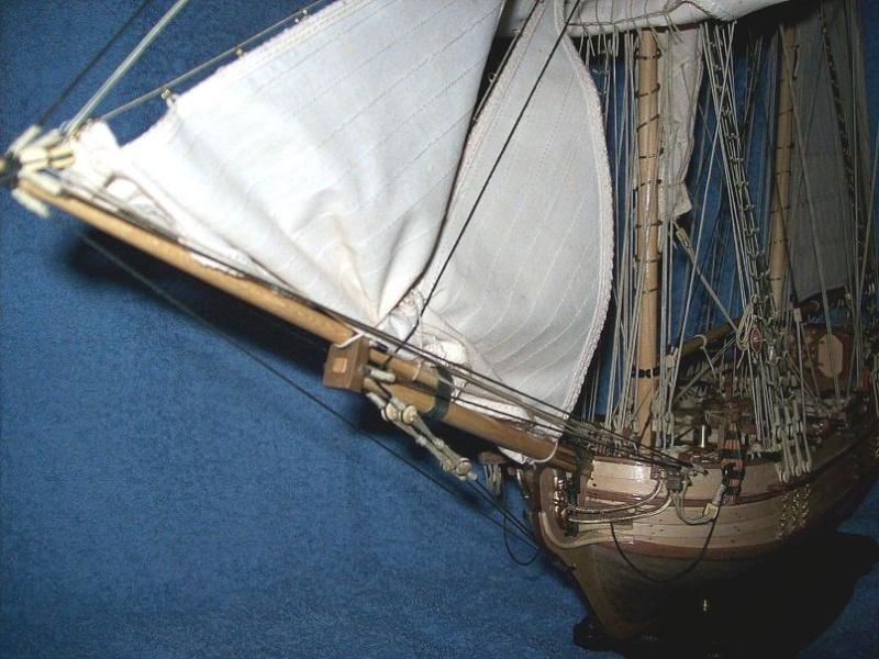 HMS Halifax 1768 (Constructo 1/35°) de sangha Halif196