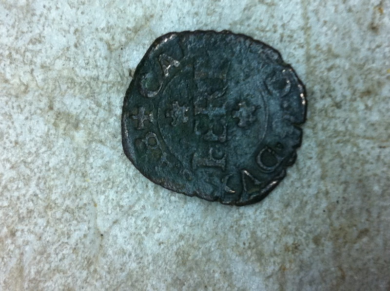 patard du pape Urbain VIII (1623-1644) Img_1013