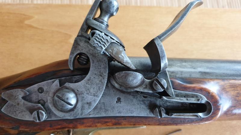 Fusil silex Suédois  20201118