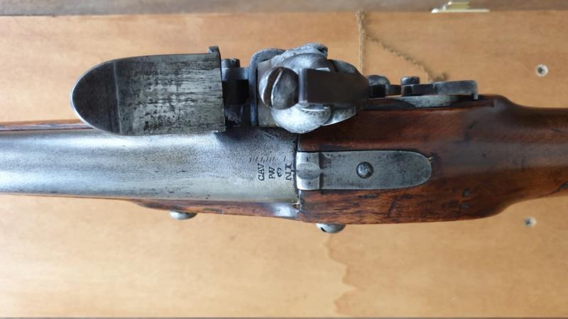 Fusil silex Suédois  20201119