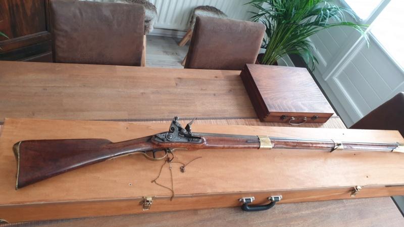 Fusil silex Suédois  20201120