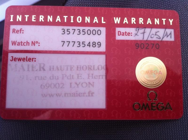 OMEGA - Speedmaster 3573.50.00 Photo10