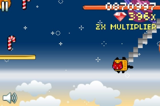 {iPhone} Nyan Cat: Lost In Space~ 31224610