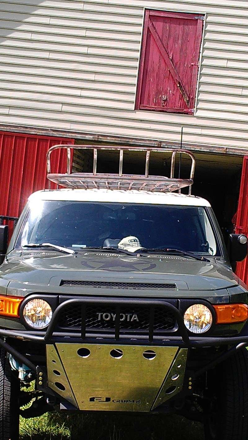 Roof rack is a GO!!! Imag0012