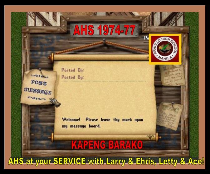 AHS 74-77 KAPENG BARAKO