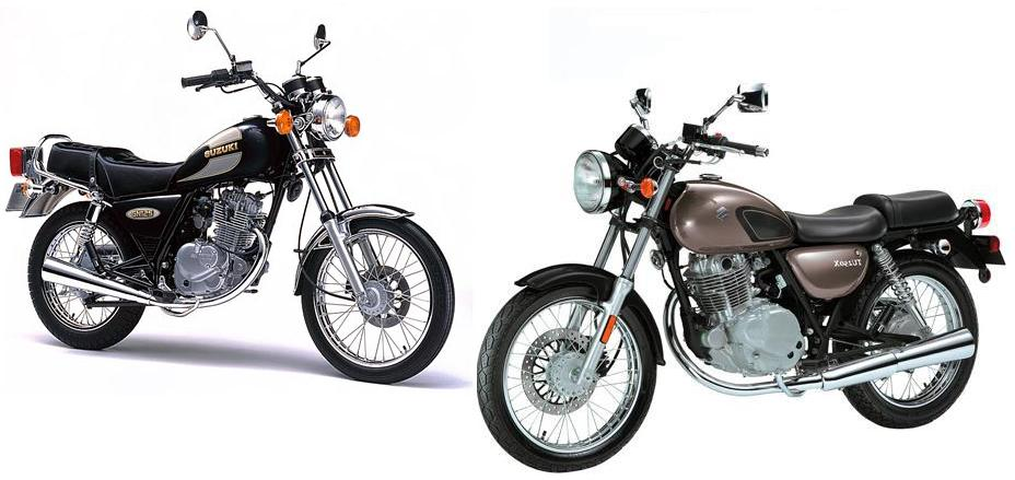 SUZUKI GN 125 / 250 / 400 et autres TU : On vous aime ! (the motorcycles we love !)