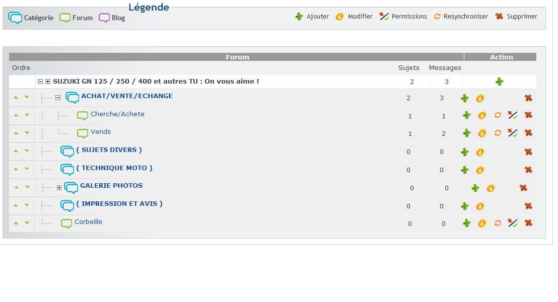 Faire apparaitre les catégories en page d'accueil Im13