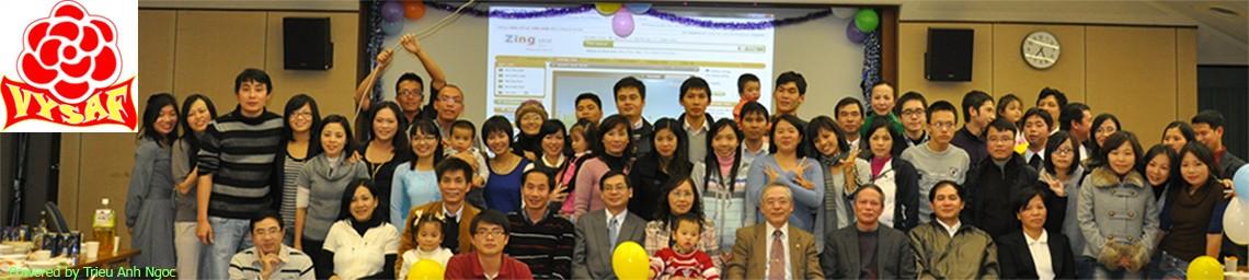 VYSAF - Hội Thanh niên Sinh viên Việt Nam ở Fukuoka - Nhật Bản