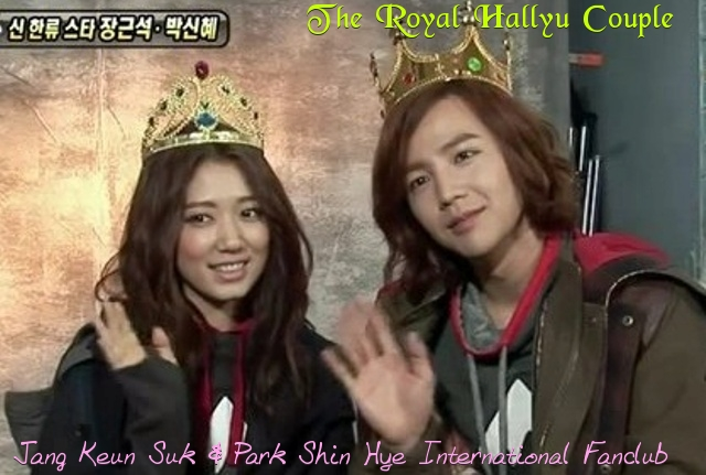 The Royal Hallyu Couple: Jang Keun Suk♥Park Shin Hye International Fanclub