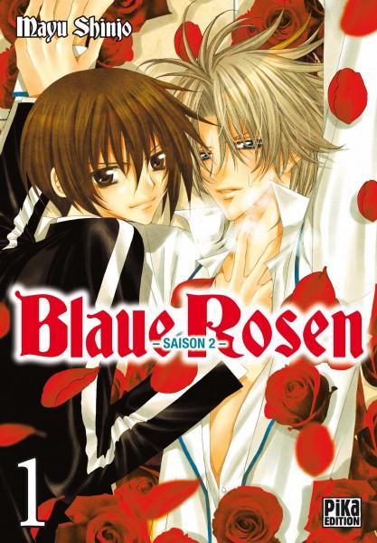 SHINJO Mayu - Blaue Rosen Saison 2 Vol 1 Blaue-11