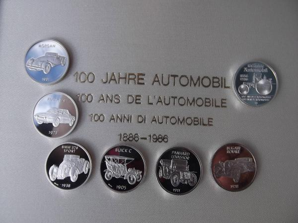 Coffret les 100 ans de l'automobile (100 jetons en argent) Tn_0610