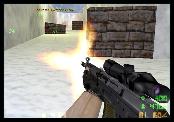 Bullet Damage - En forma de circulo Swewe11