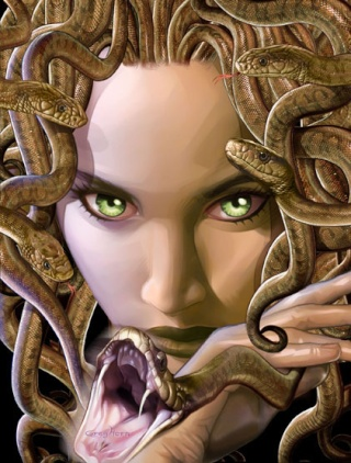 Manual dos Monstros Gregos Medusa11