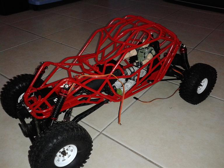liew SHOWTIME southern rock buggy built 20121212