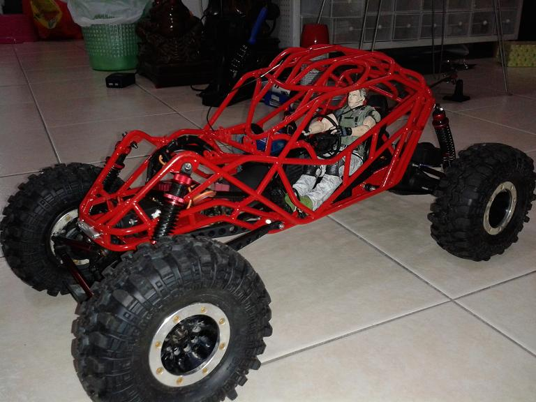 liew SHOWTIME southern rock buggy built 20121214