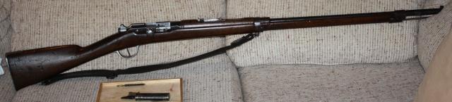 Fusil Mle 1874 M.80 M.14 Mle_1818