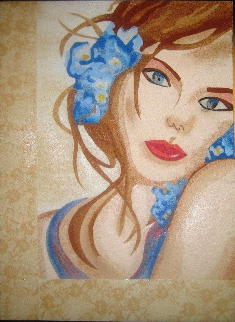 quadri con la sabbia Quadro11