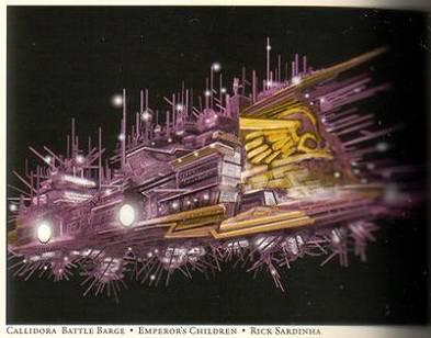 [W40K] Collection d'images : Flotte Impériale - Page 2 Callid10