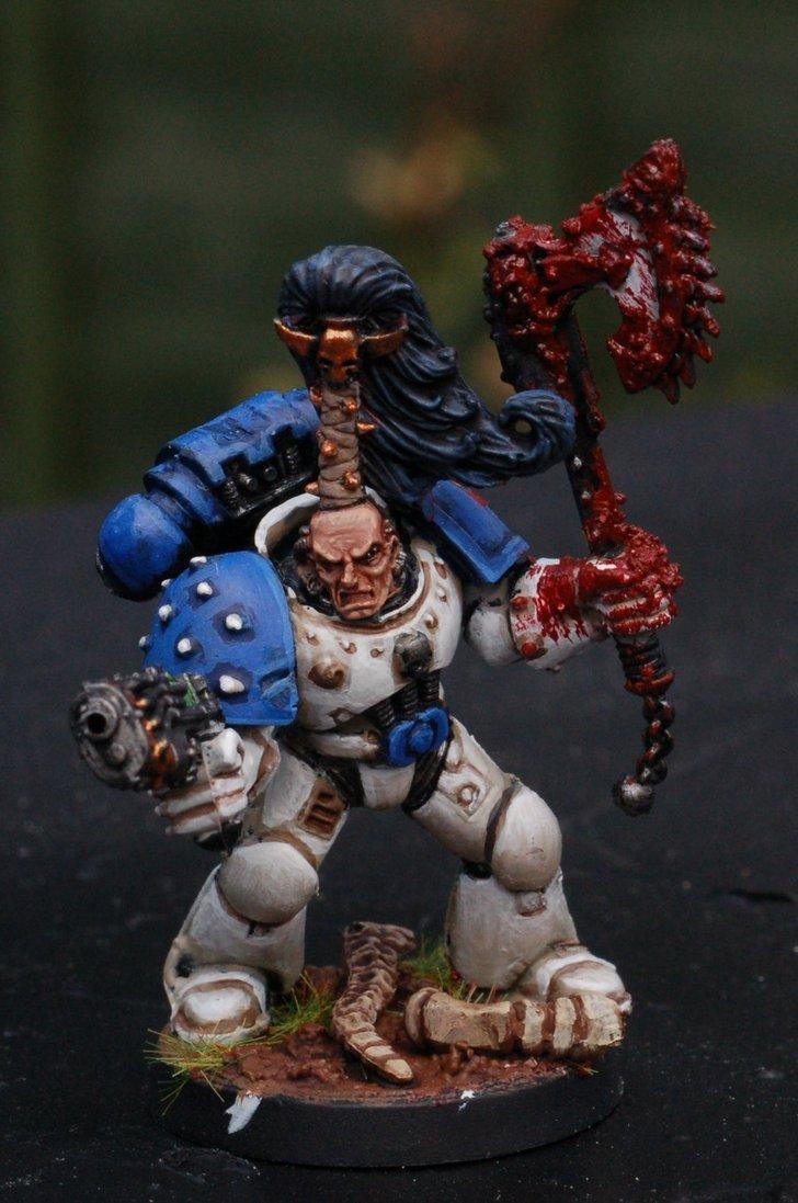 Warhammer 40K (figurines diverses trouvées sur internet! ) Sergea11