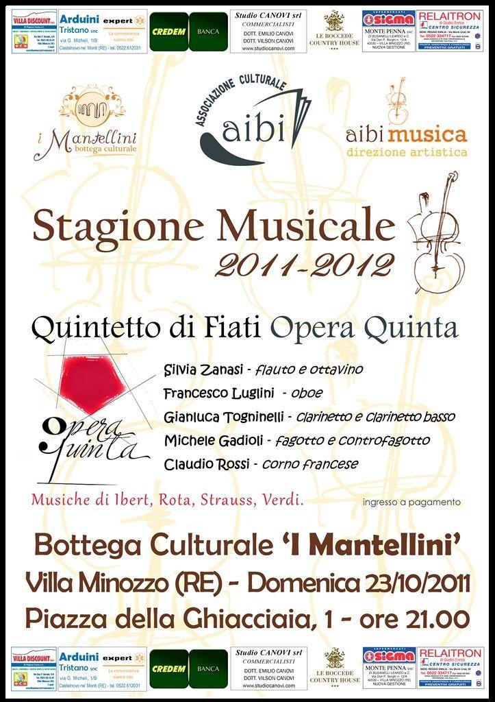 Concerti a Villaminozzo, organizza Fabrizio Belli (Fabri61 in VHF)! Locand13