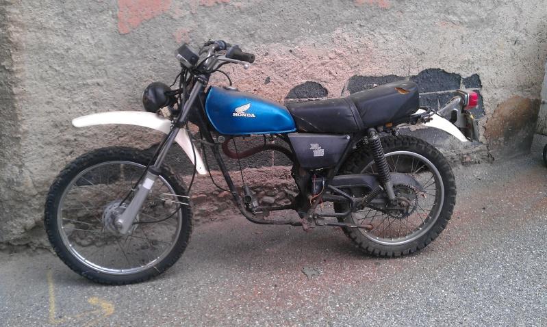 Honda 125 xl Bleu de 1978 de Sancho Imag0210