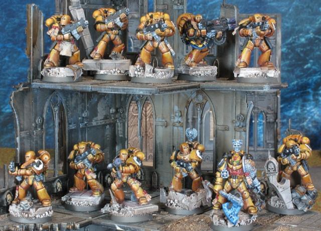 Warhammer 40K (figurines diverses trouvées sur internet! ) M2003210