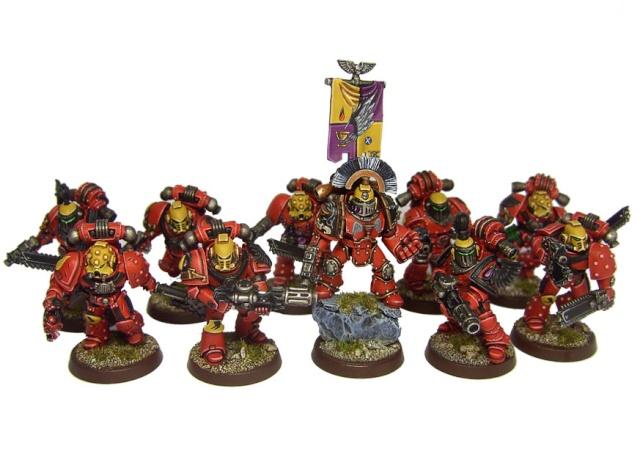 Warhammer 40K (figurines diverses trouvées sur internet! ) M2030510