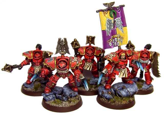 Warhammer 40K (figurines diverses trouvées sur internet! ) M2030511