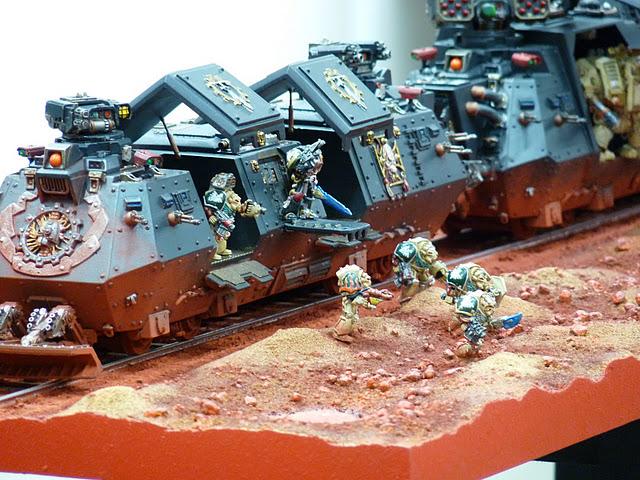 Warhammer 40K (figurines diverses trouvées sur internet! ) P1000013