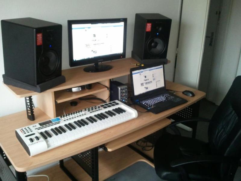 Votre studio page