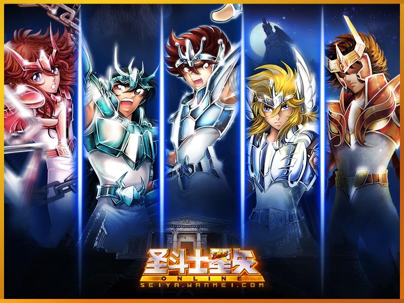 Saint Seiya Online ( Juego mmorpg ) 2012 / 2013. Caball10